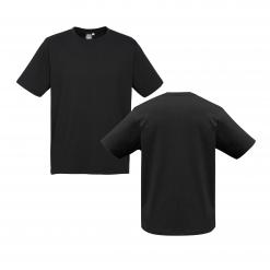 Unisex Kids Black Custom Tee Your Choice of Logo or Design