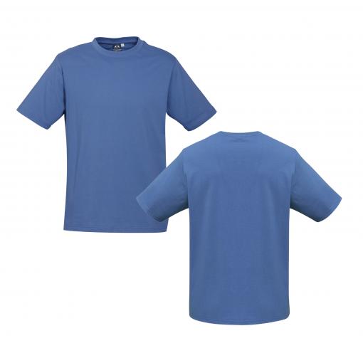 Unisex Kids Denim Custom Tee Your Choice of Logo or Design