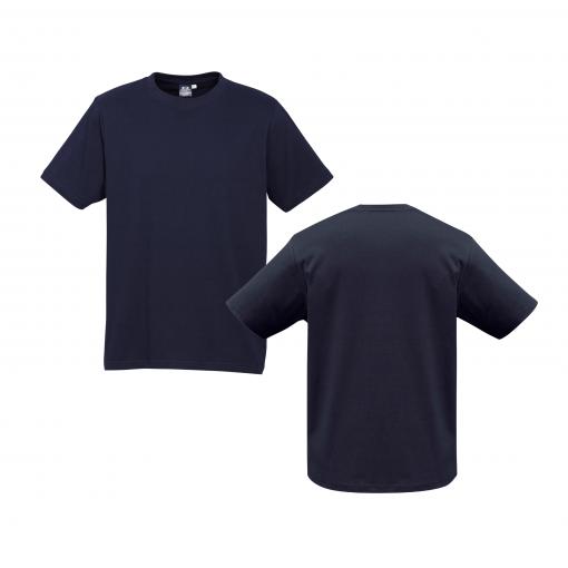 Unisex Kids Navy Custom Tee Your Choice of Logo or Design