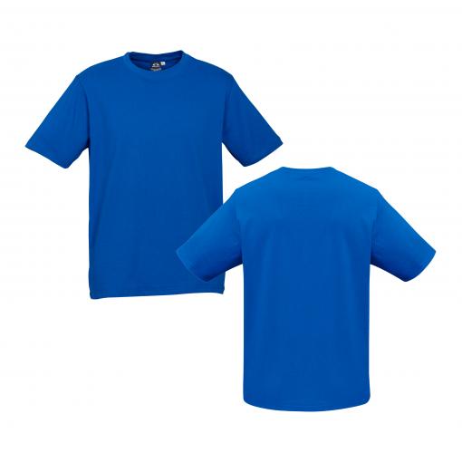 Unisex Kids Royal Blue Custom Tee Your Choice of Logo or Design