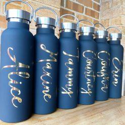 Golf Foil Premium Drink Bottle Labels