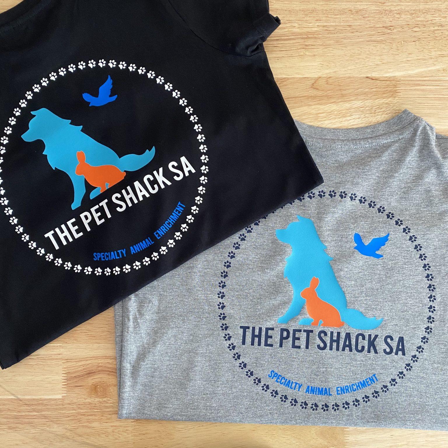 Branded Tees for Small Business