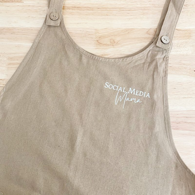 Branded Pinafore